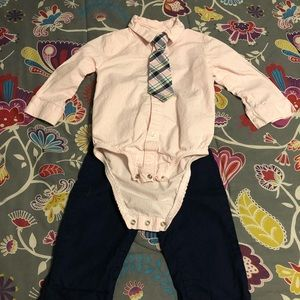 18 month boys Easter/spring outfit. Worn once!